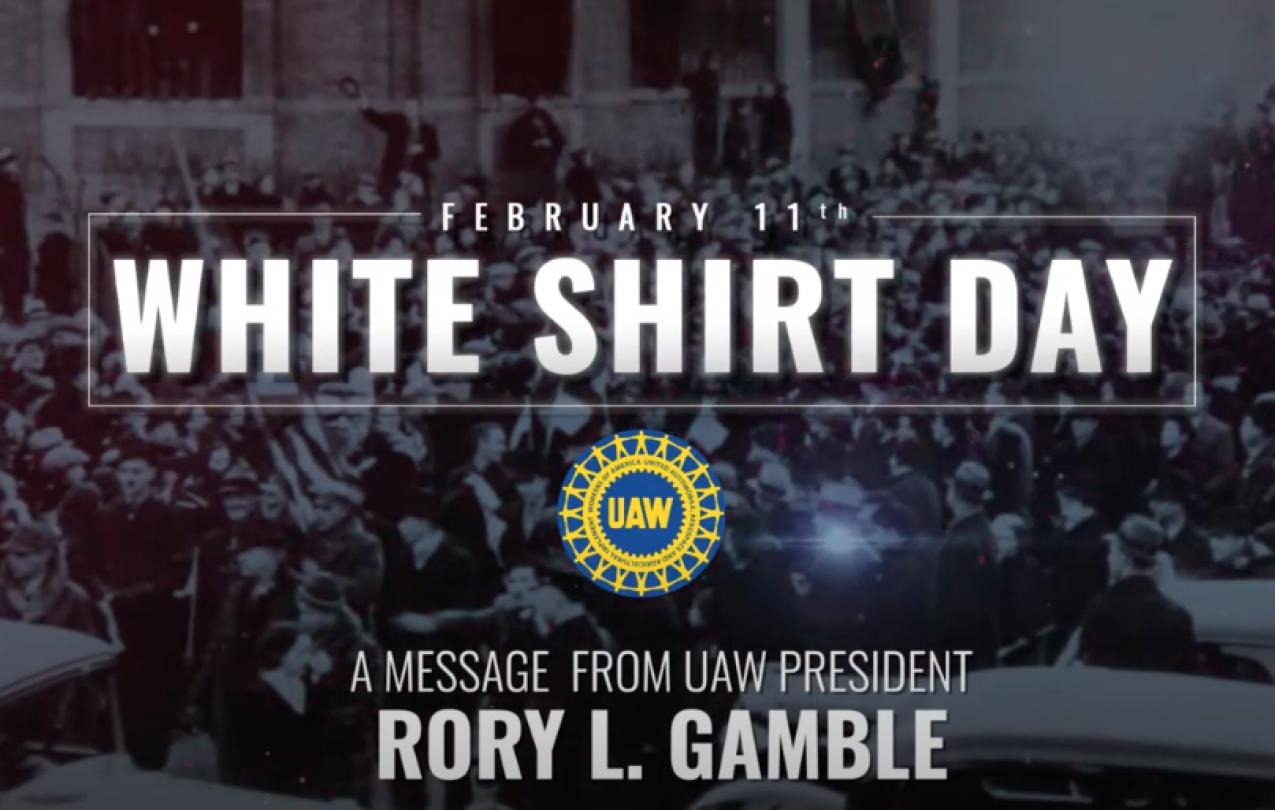 White Shirt Day